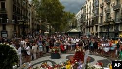 Spain Attacks Anniversary