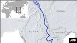 湄公河流经六个国家,全长4千多公里