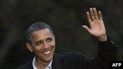 Барак Обама встретился с Сарой Шурд