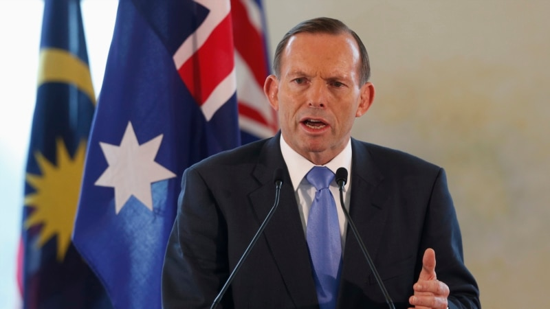 Australia Sending Troops, Aircraft to Halt IS Militants' Advance