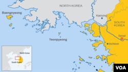 Yeonpyeong and Baengnyeong, South Korea