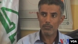 非政府组织阿迈勒协会会长贾贝尔(视频截图)