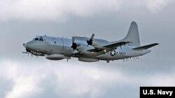 Pesawat pengintai Angkatan Laut AS EP-3 (foto: ilustrasi).