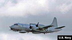 美國海軍EP-3偵察機 (資料照片)