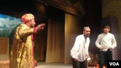 Namangan teatr jamoasi Janubiy Qirg'izistonda