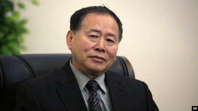 Ông Han Song Ryol, Phó Ngoại trưởng Bắc Triều Tiên