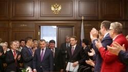 Crimean Lawmakers Vote to Leave Ukraine, Join Russia