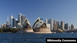 호주 시드니. (자료사진)