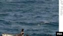 Sekawanan bajak laut asal Somalia (foto: dok).