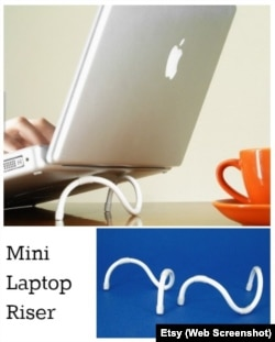 Mini Laptop Riser