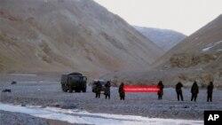 Vùng Ladakh, nơi xảy ra tranh chấp giữa Ấn Độ và Trung Quốc