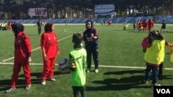 برنامه نخست مهارتهای برتر برای ۲۶ دختر جوان در ولایت هرات برگزار شد.