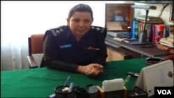 سندھ پولیس وومن افسر
