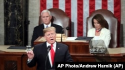 U.S. President Trump - SOTU