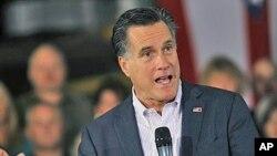 Capres Partai Republik, Mitt Romney (Foto: dok).