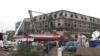 کراچی: آتشزدگی سے ہلاکتوں کی تعداد 289