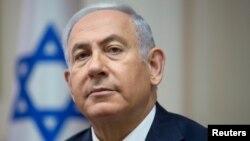 """PM Israel Netanyahu menyebut ingin menjalin hubungan """"luar biasa"""" dengan Indonesia."""
