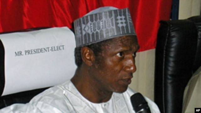 Since his election, Umaru Yar'Adua's presidency has been marked by his long absences due to poor health