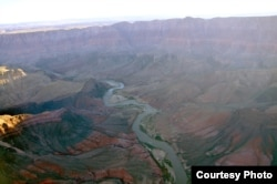 The Colorado River (NPS Photo)