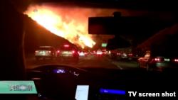 VOA连线(莉子·卡特):加州野火持续肆虐,当地生活有何影响?