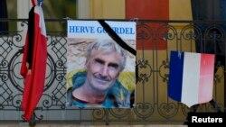 Foto pemandu wisata Perancis Herve Gourdel yang tewas dibunuh militan ISIS (foto: dok).