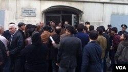 """""""Nida"""" Vətəndaş Hərəkatının həbsdə olan üzvlərinin məhkəməsi başlayır"""