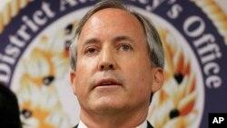 Tổng chưởng lý Texas Ken Paxton.