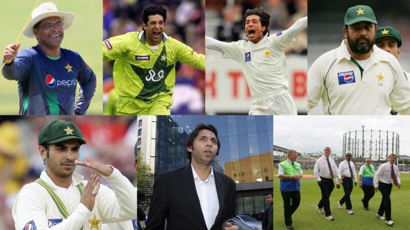 پاکستان بمقابلہ انگلینڈ: ایک نظر ماضی کے تنازعات پر