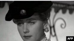 Ия Саввина. Кадр из к/ф «Дама с собачкой», Ленфильм, 1960г.