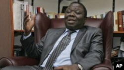 Tsvangirai Power Sharing