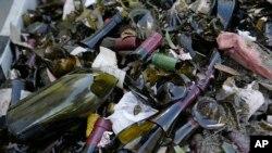 El sismo solo produjo un pequeño movimiento, pero esta vez no se reportaron daños en la capital del vino californiano.