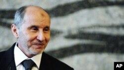 آرشیف: مصطفی عبدالجلیل رهبر قیام کنندگان لیبیا
