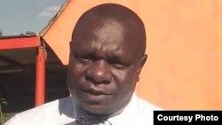 Philip Etale, mkurugenzi wa mawasiliano wa ODM Kenya