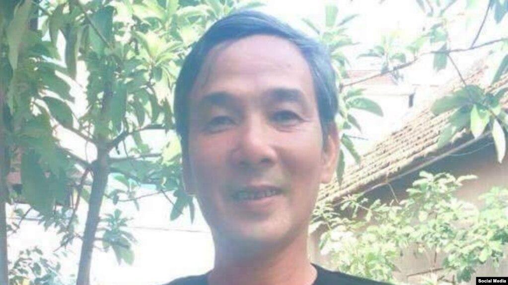 Ông Lê Đình Lượng (Ảnh từ trang Facebook của Nguyen Thien Nhan)