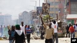 Abashigikiye abanyapolitike batavuga rumwe na reta ya Kenya