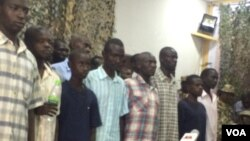 Borno : reddition de djihadistes de Boko Haram