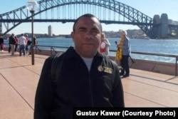 Gustav Kawer (Foto: Dokumen Pribadi)