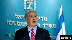El primer ministro israelí Netanyahu está enviando a Washington a su asesor de Seguridad Nacional para discutir un acuerdo permanente con Irán.