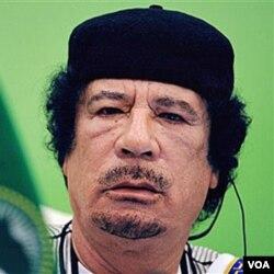 Moammar Gadhafi, telah berkuasa di Libya selama hampir 42 tahun sejak kudeta tahun 1969.