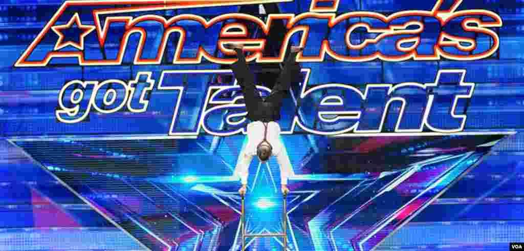 Üzeyir Novruzov America's Got Talent şousunda