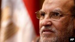Thủ lãnh cấp cao của tổ chức Huynh đệ Hồi giáo, Esam el-Erian.