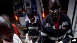 Abakomerekejwe n'Igitero ca Grenade i Nairobi muri Kenya