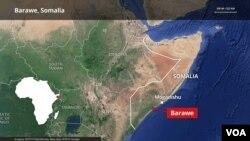 Barawe, Somaliya