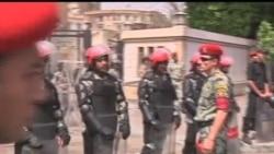 2012-04-18 美國之音視頻新聞: 埃及稱伊斯蘭分子與前諜報主管無資格參選