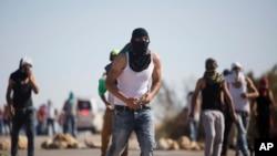 فلسطینی شہری کے گھر پر یہودی شدت پسندوں کے حملے پر اسرائیل میں آباد عرب باشندوں اور فلسطینیوں نے سخت احتجاج کیا تھا