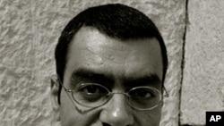 Arab American poet Hayan Charara