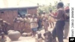 Rwanda : habitation batwa