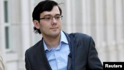 """Martin Shkreli yang dijuluki """"Pharma Bro"""", mantan CEO perusahaan Turing Pharmaceuticals dan KaloBios Pharmaceuticals Inc (foto: dok)."""
