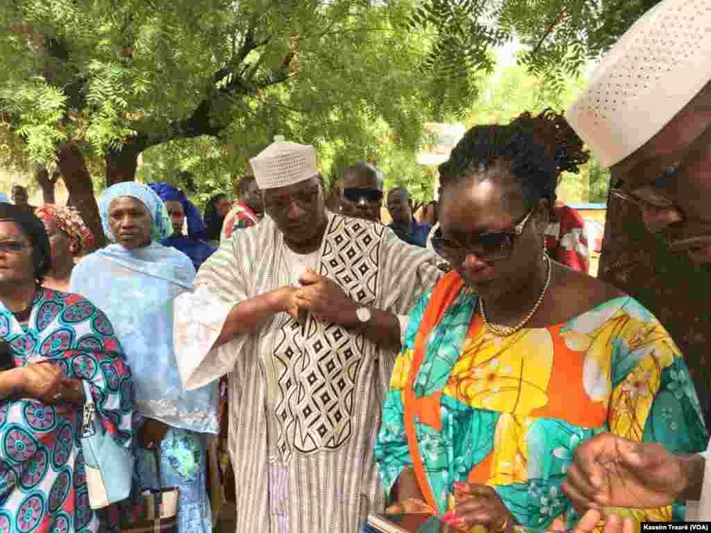 Fanga sinament ton Niamogo Modibo Sidibe Ye kala ta bamako