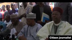 NIGER: 'Yan adawana Jamhuriyar Nijar